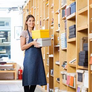 コーヒーの販売も始めたい雑貨店オーナー